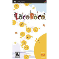 Locoroco Sony For PSP UMD Puzzle With Manual and Case - EE691790