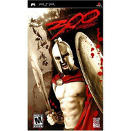 300: March To Glory For PSP UMD With Manual And Case - EE690862