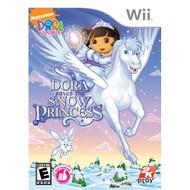 Dora The Explorer: Dora Saves The Snow Princess For Wii - EE691837