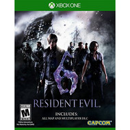 Resident Evil 6 For Xbox One Fighting - EE691893