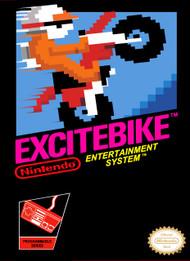 Excitebike For Nintendo NES Vintage - EE691895