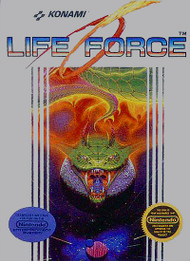 Life Force Nintendo NES For Nintendo NES Vintage - EE691896