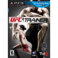 UFC Personal Trainer For PlayStation 3 PS3 Wrestling - EE691928