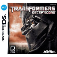 Transformers Decepticons For Nintendo DS DSi 3DS 2DS - EE691986