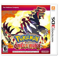 Pokemon Omega Ruby Nintendo For 3DS RPG - EE691988