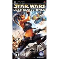 Star Wars Lethal Alliance Sony For PSP UMD - EE692004