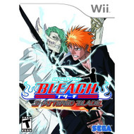 Bleach: Shattered Blade By Sega For Wii With Manual and Case - EE692007