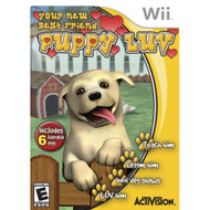 Puppy Luv For Wii With Manual And Case - EE692009