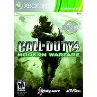 Call Of Duty 4: Modern Warfare Game Of The Year Edition For Xbox 360 - EE692093