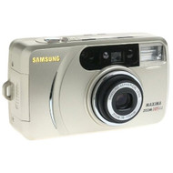 Samsung Maxima 105 Gl Qd Zoom Date 35MM Camera - EE692113