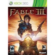 Fable III Xbox 360 - ZZ692120