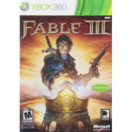Fable III For Xbox 360 - ZZ692121