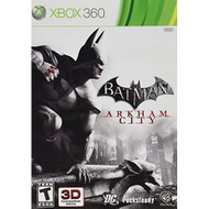 Batman: Arkham City For Xbox 360 - ZZ692124