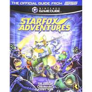 Starfox Adventures Nintendo Official Player's Guide Nintendo  - EE692142