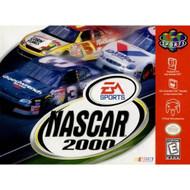 NASCAR 2000 For N64 Nintendo - EE692209