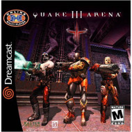 Quake 3 Arena For Sega Dreamcast Shooter - EE692229