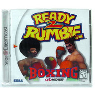 Ready 2 Rumble Boxing For Sega Dreamcast - EE692233