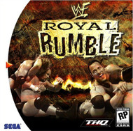 WWF Royal Rumble For Sega Dreamcast Wrestling - EE692234