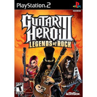Guitar Hero III: Legends Of Rock PS2 For PlayStation 2 Music - EE692289