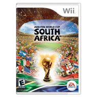 2010 FIFA World Cup For Wii Soccer - EE692294