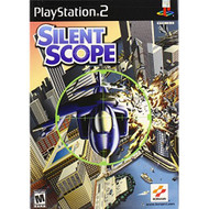 Silent Scope For PlayStation 2 PS2 Shooter - EE692304