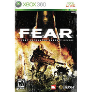 Fear First Encounter Assault Recon For Xbox 360 Shooter - EE692308