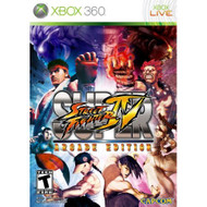 Super Street Fighter IV: Arcade Edition Xbox 360 For Xbox 360 Fighting - EE692311