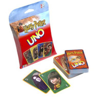 Harry Potter And The Sorcerer's Stone UNO Board Game - EE692361