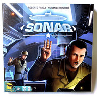 Sonar: Submarine Combat Board Game - EE692360