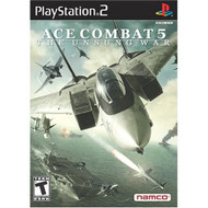 Ace Combat 5: The Unsung War For PlayStation 2 PS2 Racing - EE692409