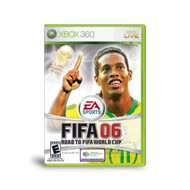 FIFA 2006 For Xbox 360 Soccer - EE692467