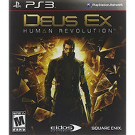Deus Ex Human Revolution For PlayStation 3 PS3 - EE692509