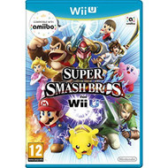 Super Smash Bros Wii U By Nintendo With Manual and Case - ZZ692516
