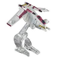 Hot Wheels Star Wars Republic Attack Gunship Die-Cast Vehicle Toy - EE692531