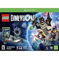 Lego Dimensions Starter Pack For Xbox One 1000534187 - EE690898