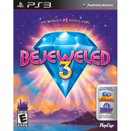 Bejeweled 3 With Zuma And Feeding Frenzy 2 For PlayStation 3 PS3 - EE692555