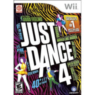 Just Dance 4 Nintendo For Wii - ZZ692616