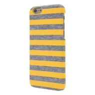 End Scene IP6 Heather Stripe Case Cover Fitted - EE690935
