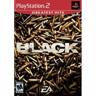 Black For PlayStation 2 PS2 - EE692694