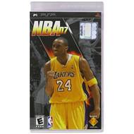 NBA 2007 Sony For PSP UMD Basketball - EE692706