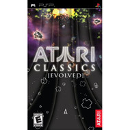Atari Classics Evolved Sony For PSP UMD Arcade With Manual and Case - EE692726