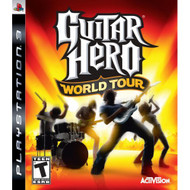 Guitar Hero World Tour Game Only For PlayStation 3 PS3 Music - EE690942