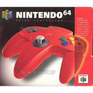 Controller-Red For N64 Nintendo - EE692737