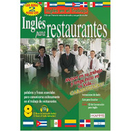 Ingles Para Restaurantes On DVD Album By Kamms On Audio CD 2006 - EE692761