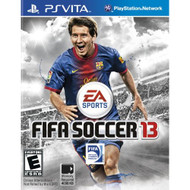 FIFA Soccer 13 PlayStation Vita For Ps Vita With Manual and Case - EE692783