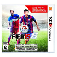 FIFA 15 Nintendo For 3DS Soccer With Manual and Case - EE692793