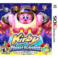 Kirby: Planet Robobot Nintendo Standard Edition For 3DS - EE692796