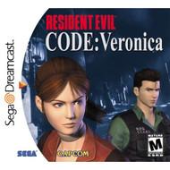 Resident Evil Code Veronica For Sega Dreamcast - EE692800