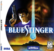 Blue Stinger For Sega Dreamcast - EE692797