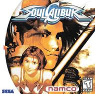 Soul Calibur For Sega Dreamcast Fighting - EE692798